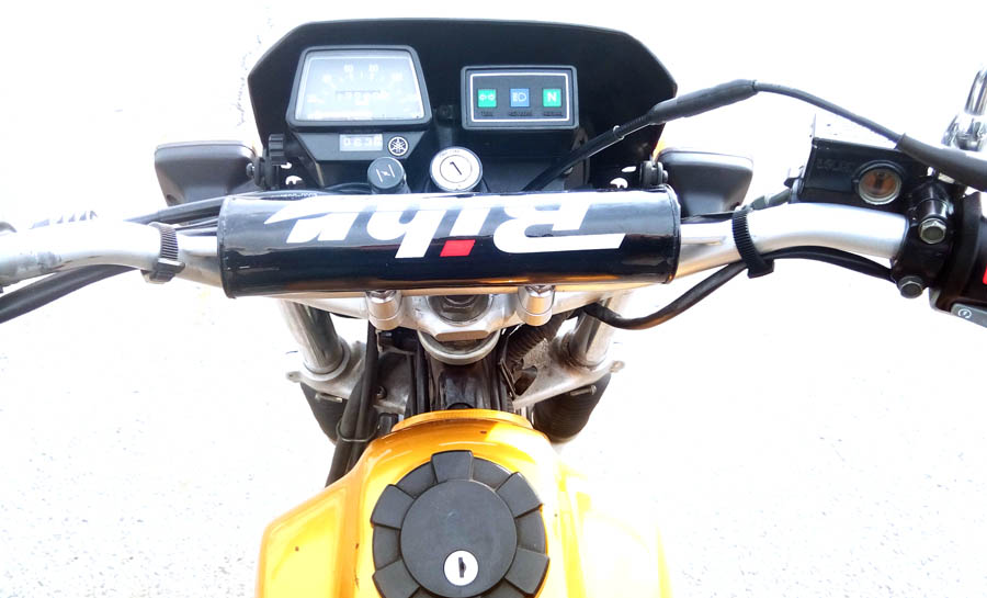 Bastia moto location MT-07