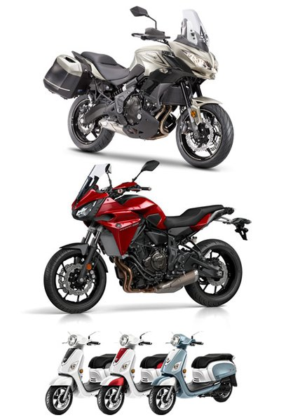 rent motorbike in corsica bastia book online motorradverleih in korsika. Black Bedroom Furniture Sets. Home Design Ideas