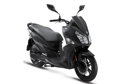 location scooter 125